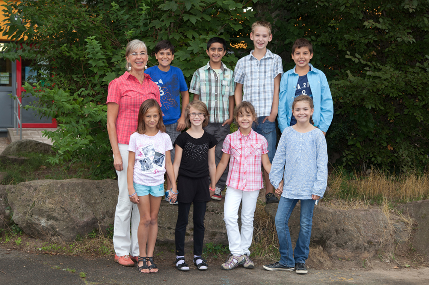 Markwaldschule Babenhausen-Langstadt u2013 Klassen 2013/2014